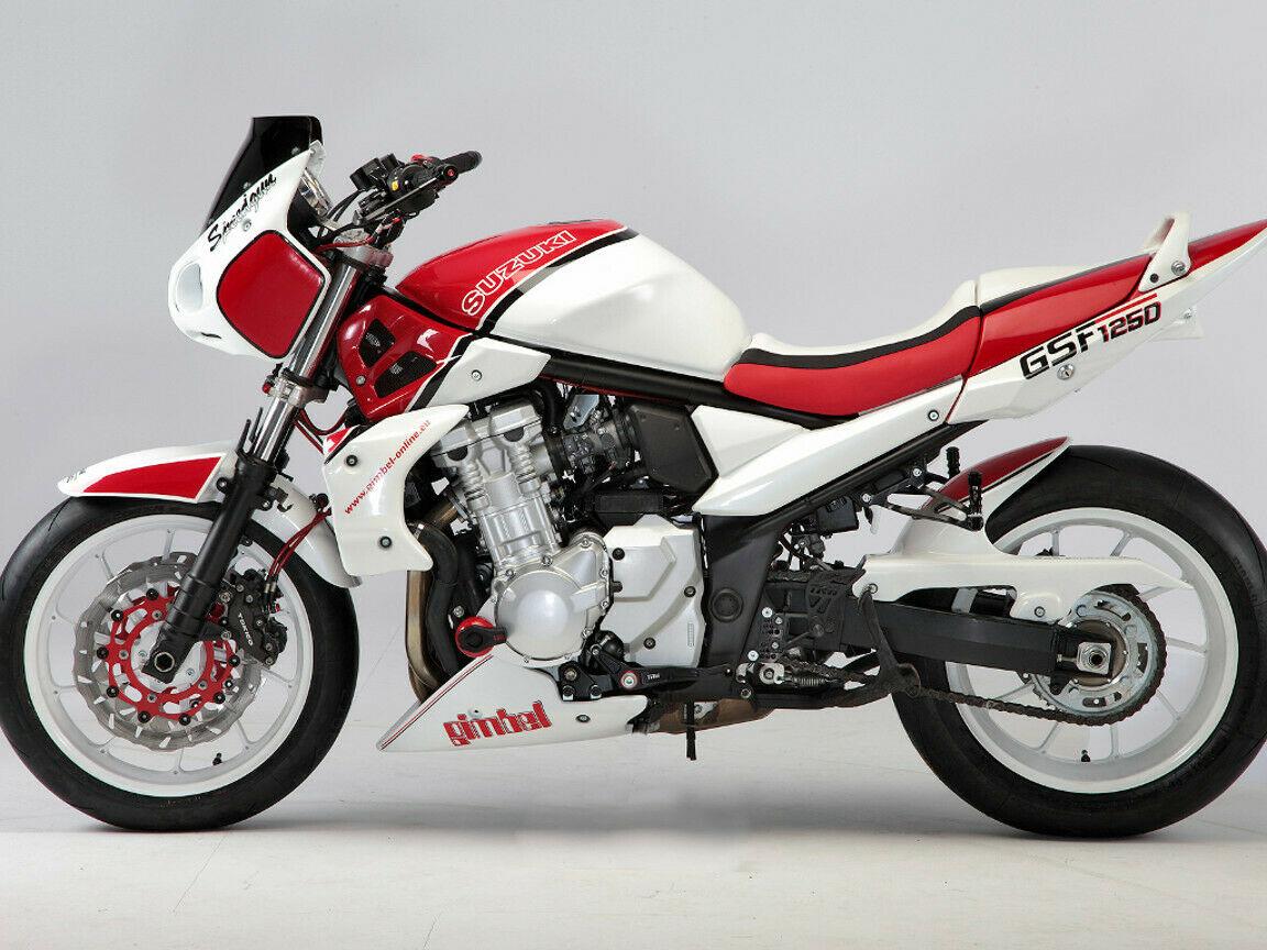 Gimbel Heck 06-1... WVCB//WVCH Innenverkleidung Suzuki GSF 1200//1250 Bandit